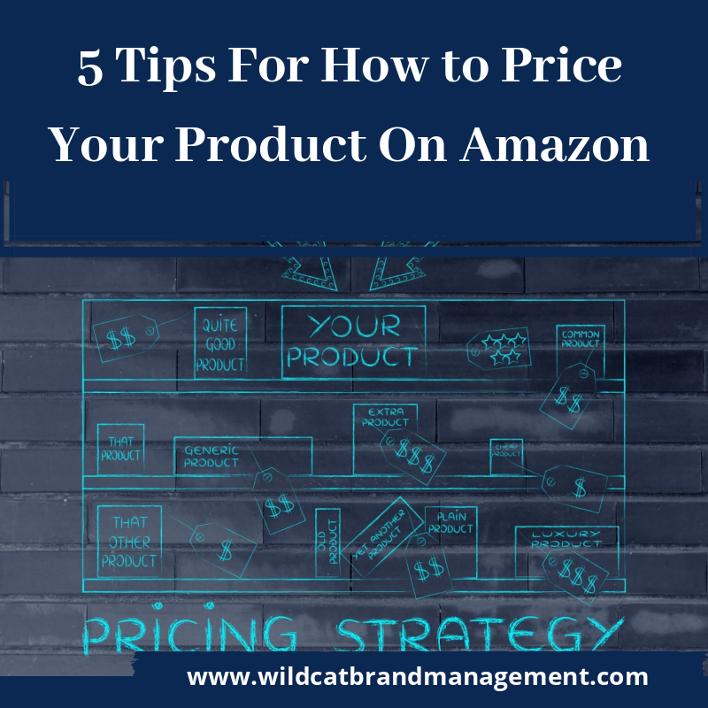 5 Tips For How to Price Your Product On Amazon