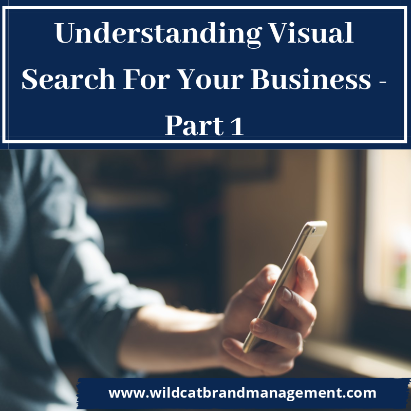 Understanding Visual Search For Your Business - Part 1